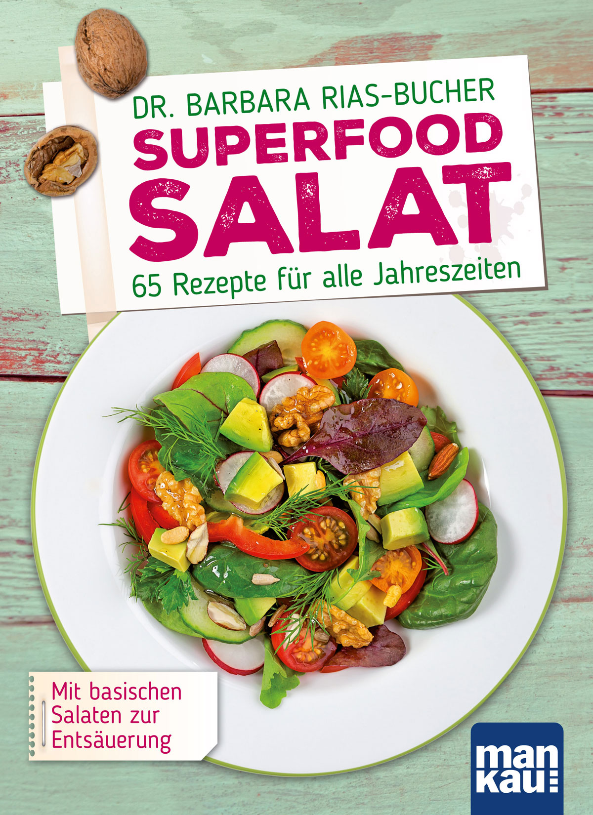 Superfood Salat Buch