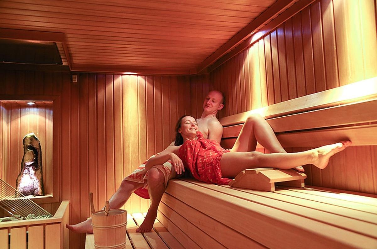 Sauna im Urslauerhof