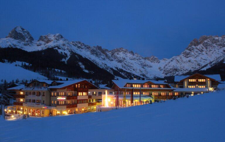 Winterurlaub in Hinterthal mit «Hoamat-Gefühl»