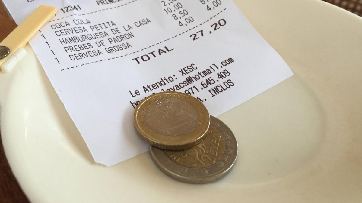 Trinkgeld signalisiert Wertschätzung