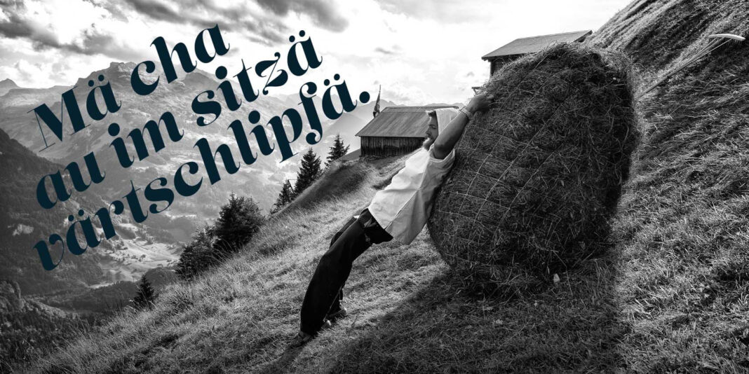 Äs Gäächs - Wildiheubier aus dem Muotathal