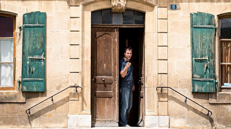 Philippe Martin, ein Kind des Schwarzbrenners
