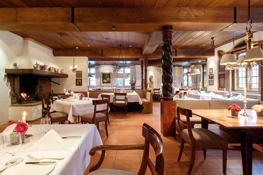 """Wiedereröffnung des Restaurants """"August und Maria"""""""