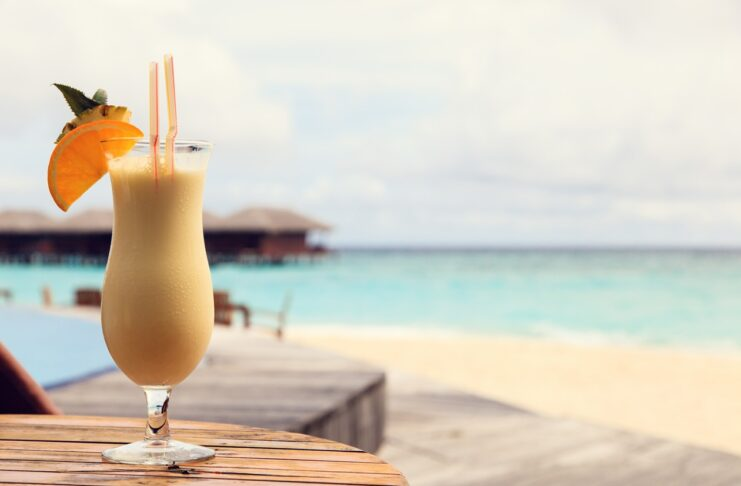 Pina Colada Day in Puerto Rico
