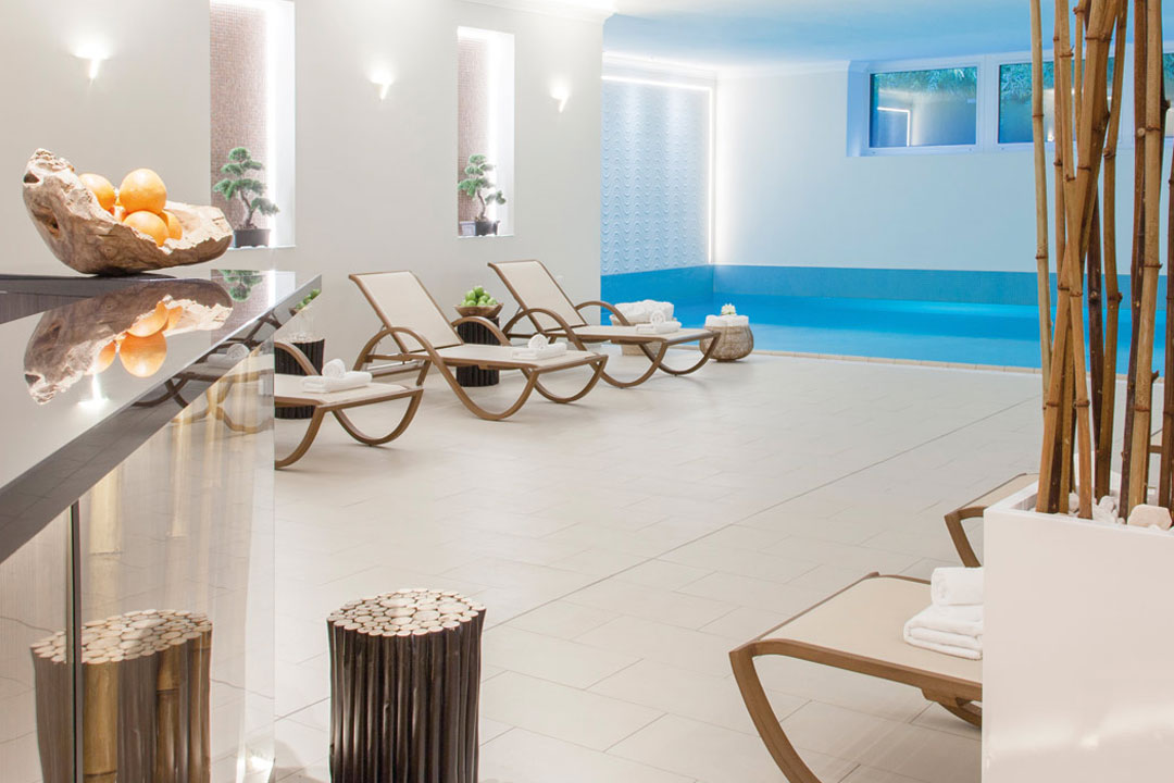 Wellness-Bereich Crowne Plaza Berlin