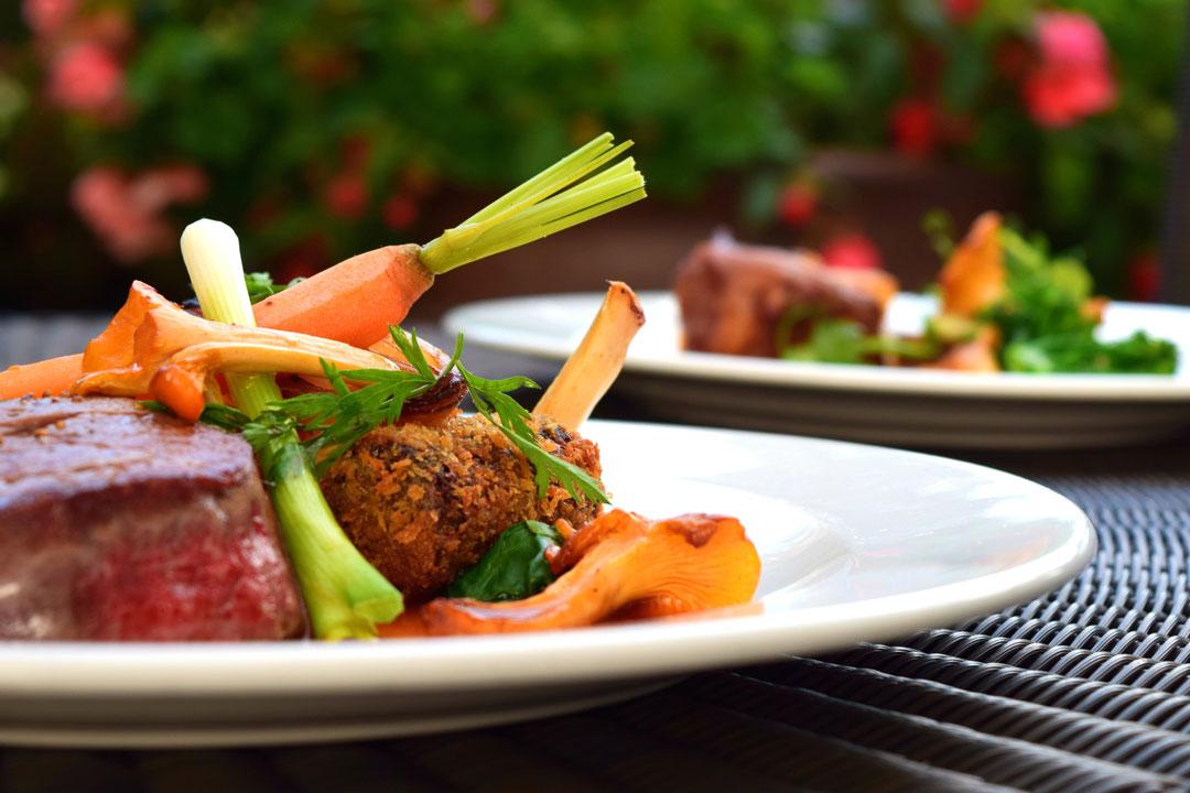 Mit dem Sous-Vide-Garer werden die Gerichte geschmacklich intensiver.